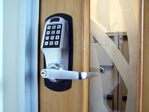 Residential Services - automatic lock  2