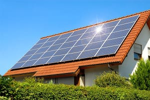 Residential Services - solar power system